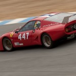 Ferrari 512 Berlinetta Boxer race car