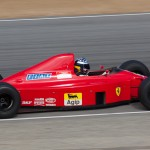 Ferrari 640 F1 race car