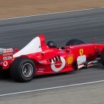 Ferrari F2003-GA F1 race car
