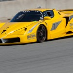 Ferrari FXX race car