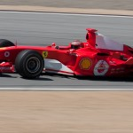 Ferrari F2004 F1 race car